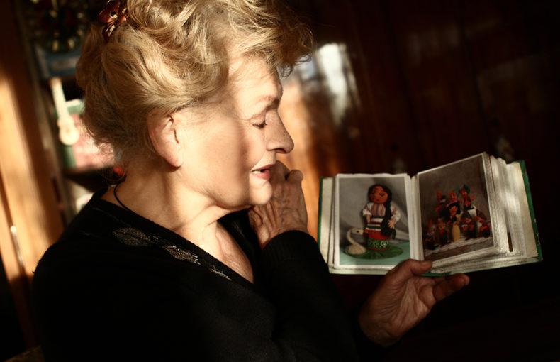 Тамара Сергеевна Примак - автор кукол